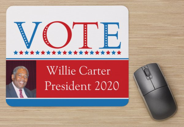 Carter 2020 Mouse Pad #7